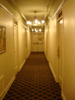One of San Carlos' Hallway