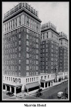 The Skirvin Hotel in the 1930s