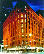 The Brown Palace Hotel