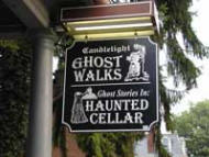 Farnsworth House's Ghost Walks and Haunted Cellar