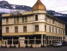 The Golden North Hotel