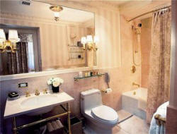 The Hay-Adams Hotel bathroom