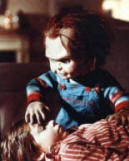 Chucky with Andy Barclay