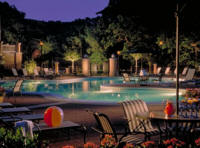 Omni Shoreham's pool